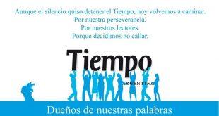 Tiempo Argentino Radio Atomika