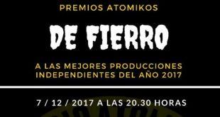 Premios Radio Atomika 2017