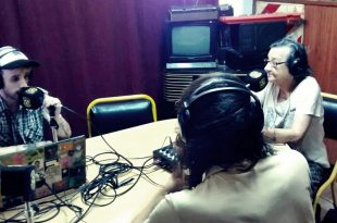 Iris Avellaneda en Radio Atomika