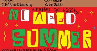 No Weed Summer