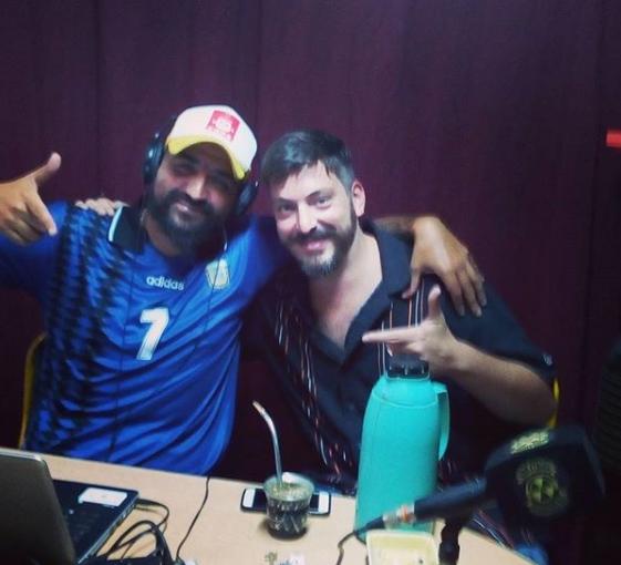 Hugo Lobo 13º temporada en Radio Atomika