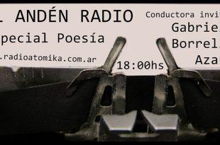 Gabriela Borrelli Azara en Atomika